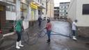 Após solicitação de Vereadores, Agentes de Endemias realizam higienização de ruas