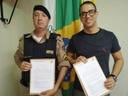 Câmara de Guiricema concede Moção Honrosa aos militares da cidade