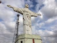 Câmara de Guiricema não desiste de reforma no Cristo Redentor