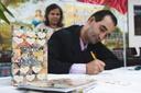 Câmara emite Moção de Aplauso ao aprendiz de poeta José Renê