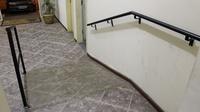 Câmara garante acessibilidade com instalação de corrimão