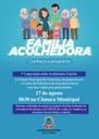 Câmara será palco de palestras da 1ª Capacitação sobre Acolhimento Familiar