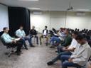 Comissão da Cresol se reúne com dirigentes