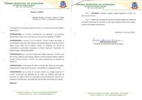 COMUNICADO DE REVOGAÇÃO DA LICITAÇÃO - PREGÃO PRESENCIAL 01/2021