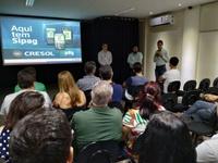 Cresol realiza encontro com empresários na Câmara de Guiricema