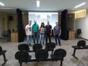 Equipe do Legislativo de VRB visita Câmara de Guiricema