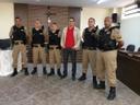 Governo do Estado é responsável por novos soldados em Guiricema