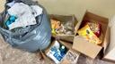 Guiricemenses fazem doações para vítimas de enchentes
