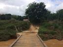 Iluminação pública é cobrada para acesso do Morro do Cristo