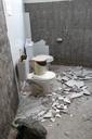 Iniciada reforma de banheiros da Câmara Municipal