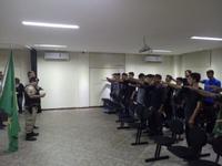 Jovens de Guiricema recebem certificado de reservista
