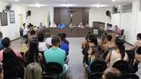 Legislativo adequa Projeto de Lei com Emendas Parlamentares