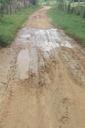 Manutenção de estradas do Valão é novamente cobrada por Vereador