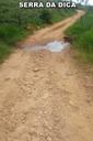Manutenção de estradas é cobrada por Vereador em caráter de urgência