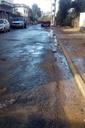 Parlamentar cobra manutenção de via urbana
