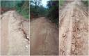 Parlamentar reitera pedido de manutenção das estradas do Córrego da Mata e Córrego da Aldeia