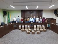 Prefeitura e Câmara se unem no combate ao novo coronavírus