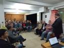 Representantes da Cresol apresentam agência em Tuiutinga