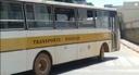 Vereador denuncia precariedade de ônibus escolar