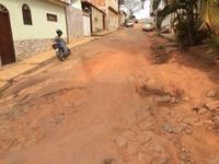 Vereador pede asfaltamento de vias urbanas