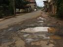 Vereador pede asfaltamento em rua principal do Bengo