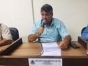 Vereador solicita calçamento do Loteamento Osório Vaz de Melo