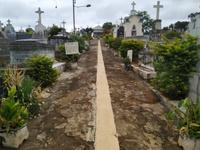 Vereador sugere ampliação do Cemitério Municipal