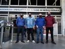 Vereadores buscam recursos para Guiricema na Assembleia Legislativa